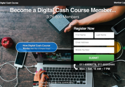 Digital Cash Course