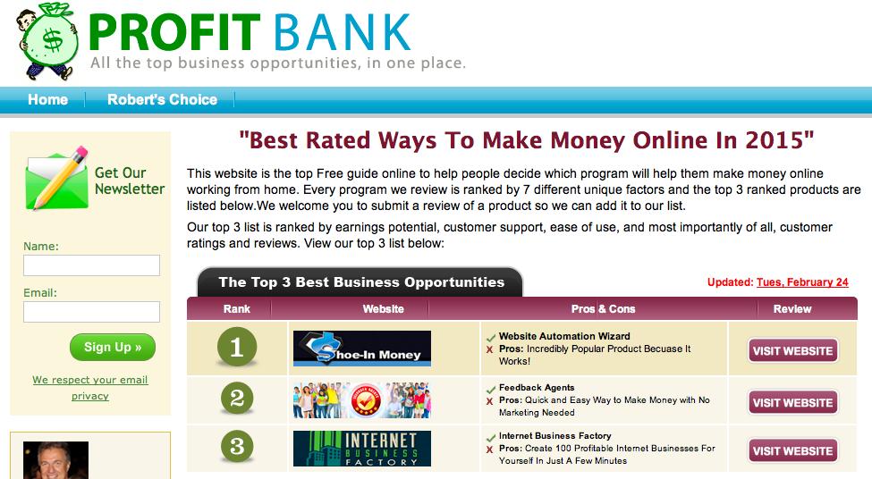 Profit Bank
