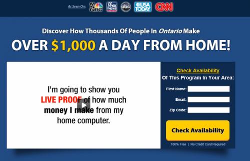 Work At Home Paycheck
