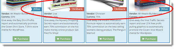 Clickbank and JVZoo