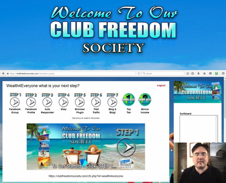 Club Freedom Society Review