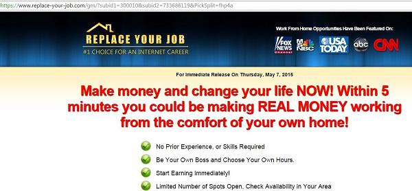 Replace Your Job Duplicate Content