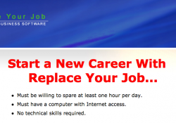 Replace Your Job Review