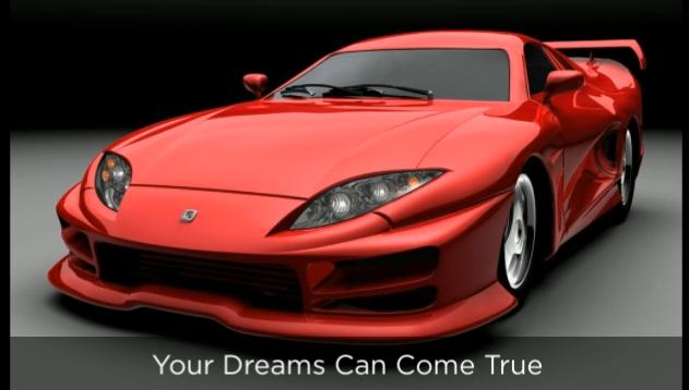 Crazy Cash Club Claims - Car